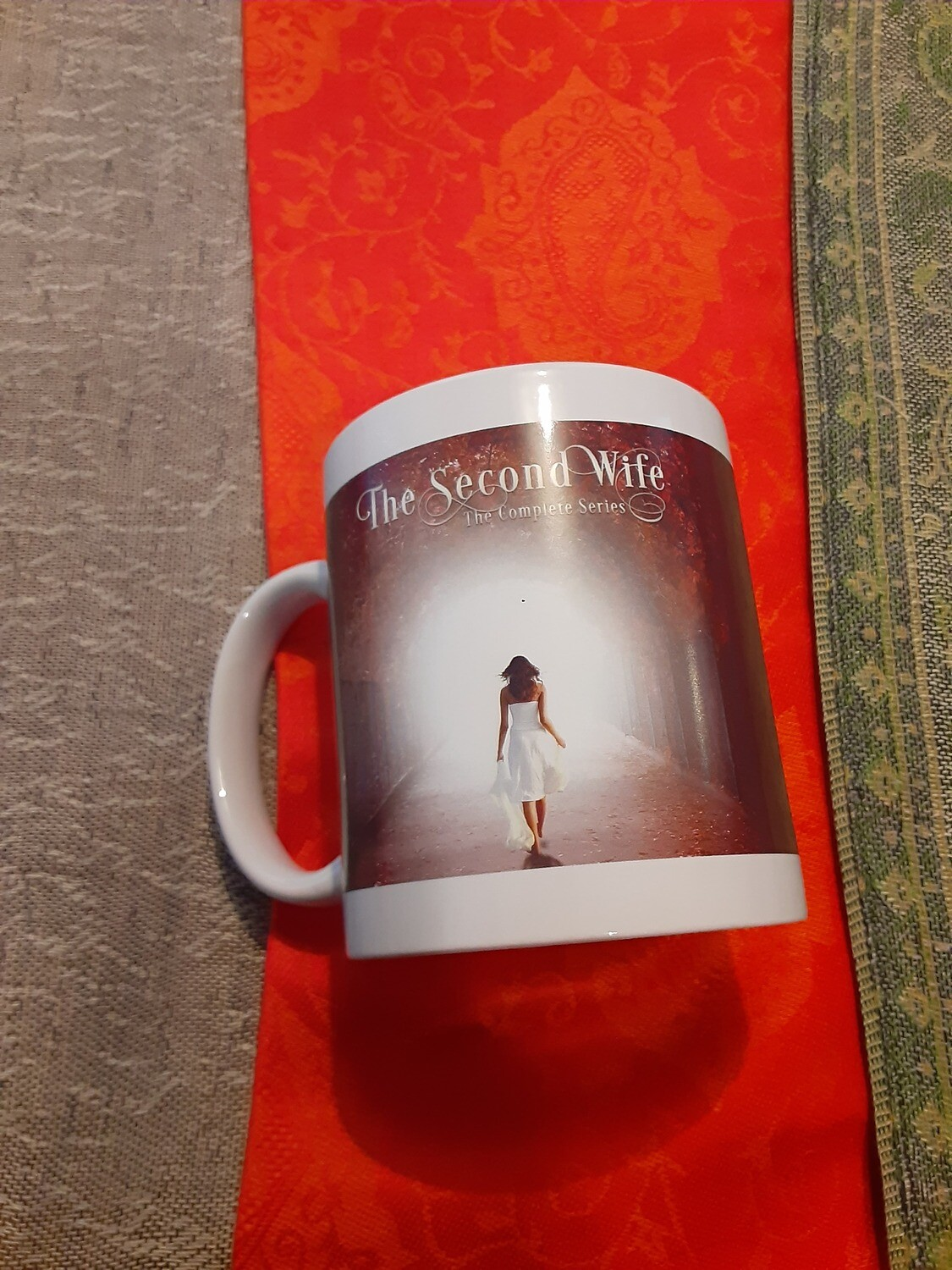 The Second Wife Series Mug