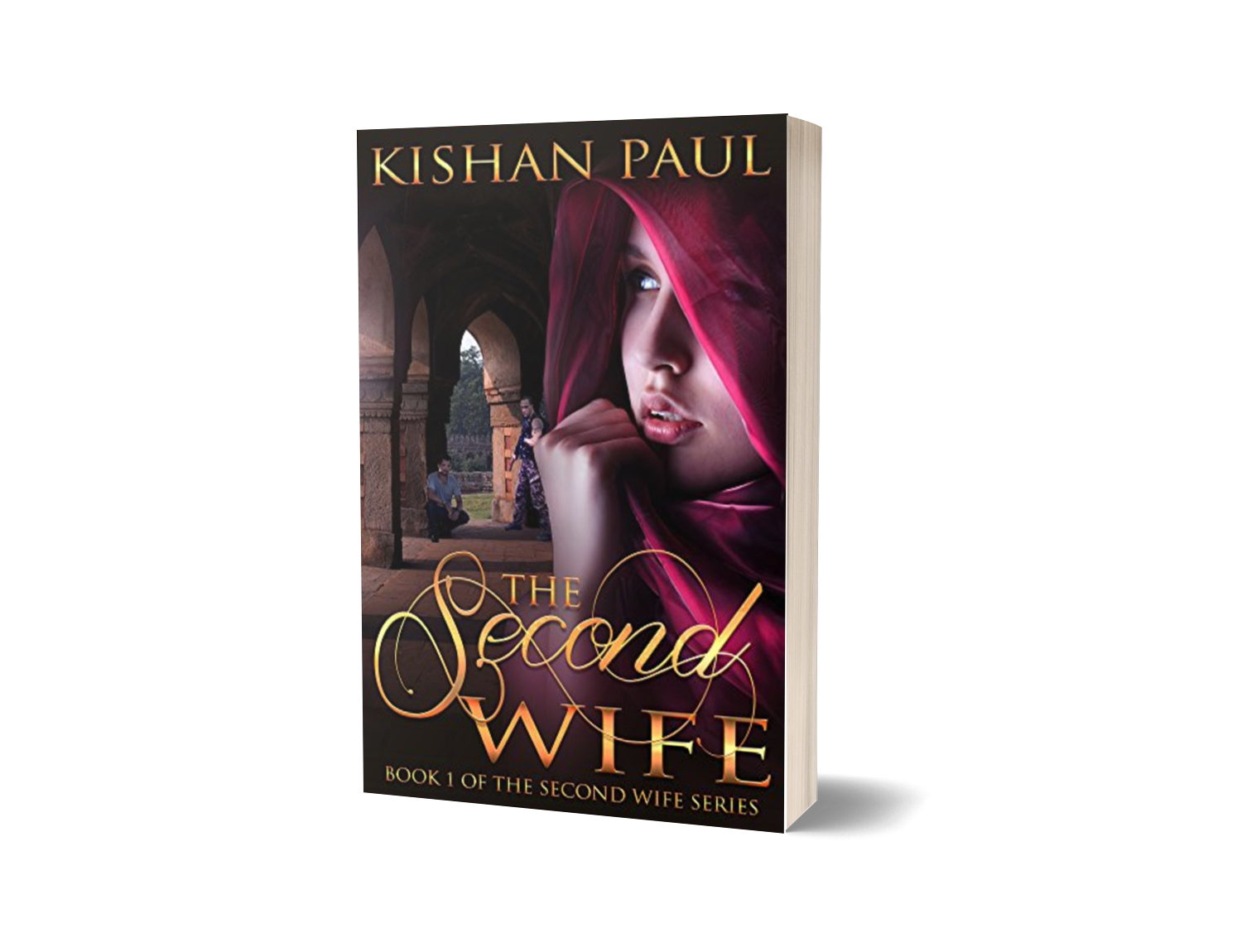 Signed Paperback of your choice