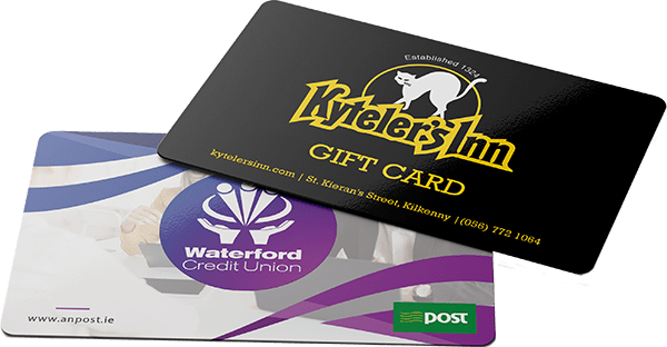 Gift Cards - Plastic and Digital