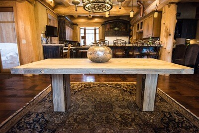 Grizzly Dining Table