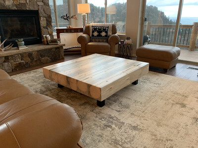 The Manitou Beetle Kill Coffee Table