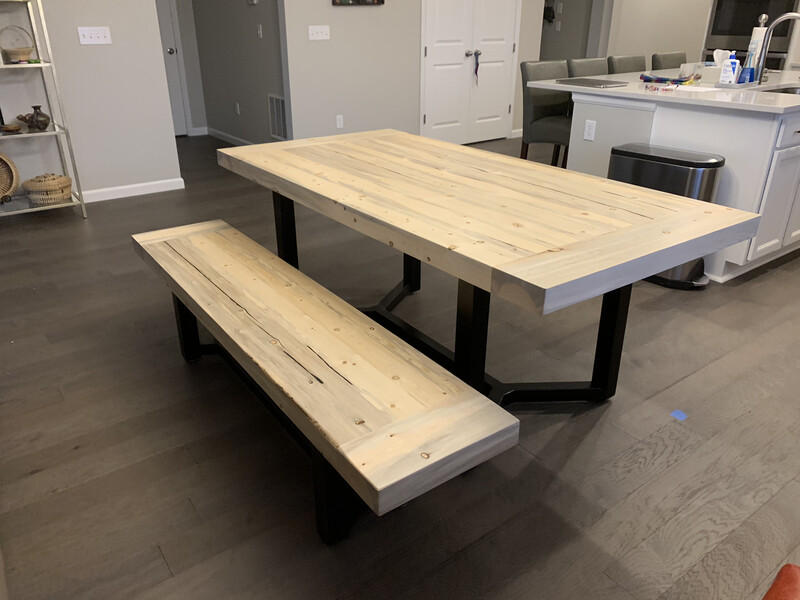 The Centennial  Dining Table