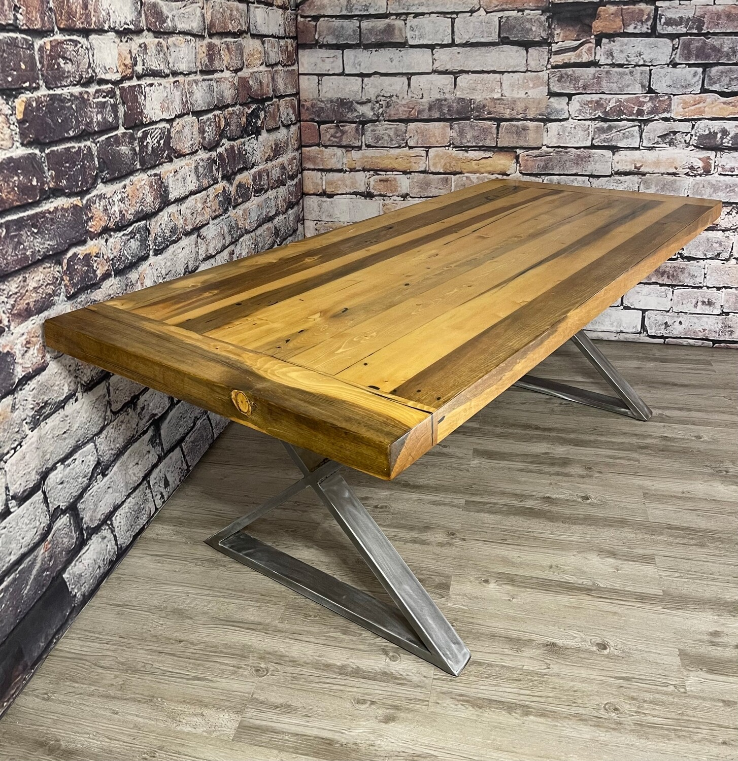 Matterhorn Beetle Kill Dining Table