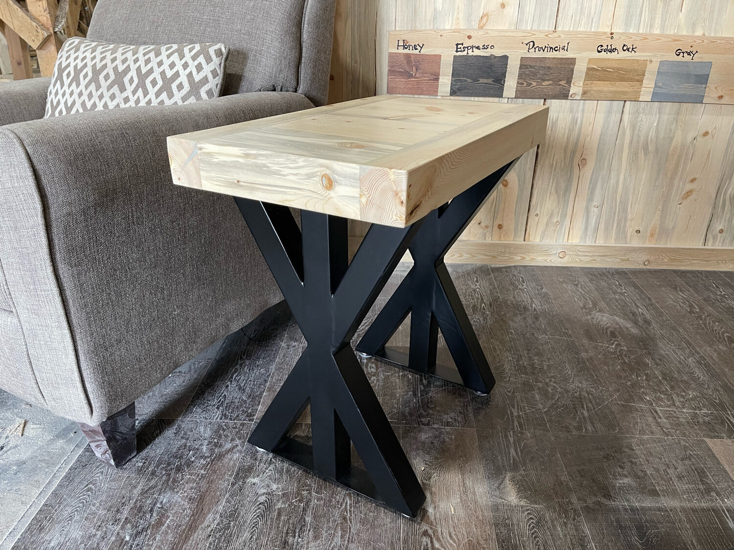 """2"""" Bighorn Side Table"""