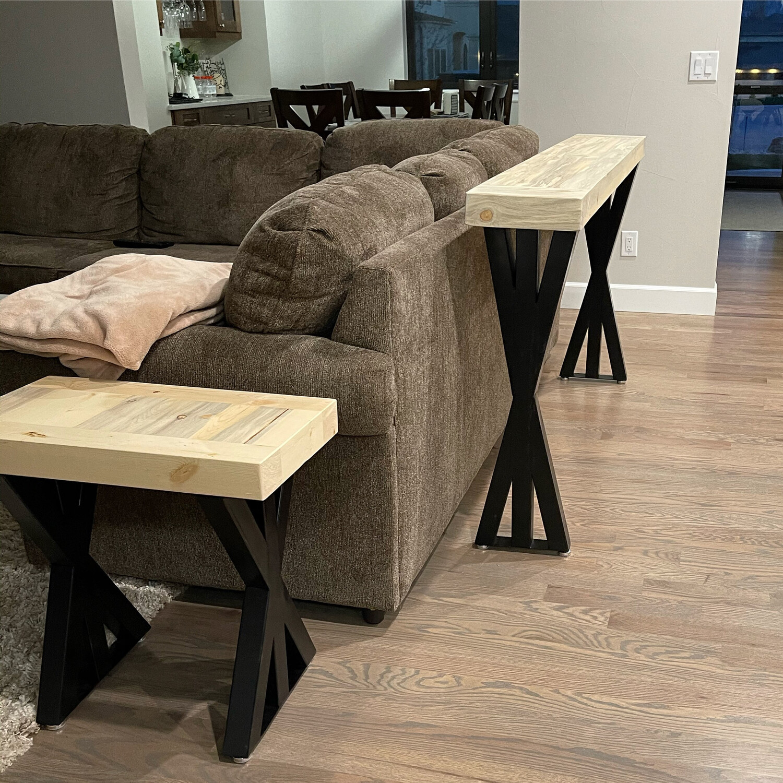 "2"" Bighorn Sofa Table"