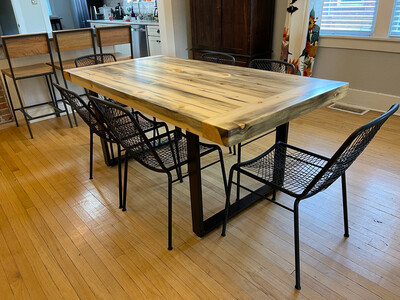 Miner Dining Table