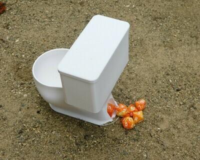 Dice Flusher