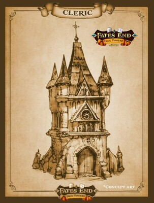 Cleric Dice Tower