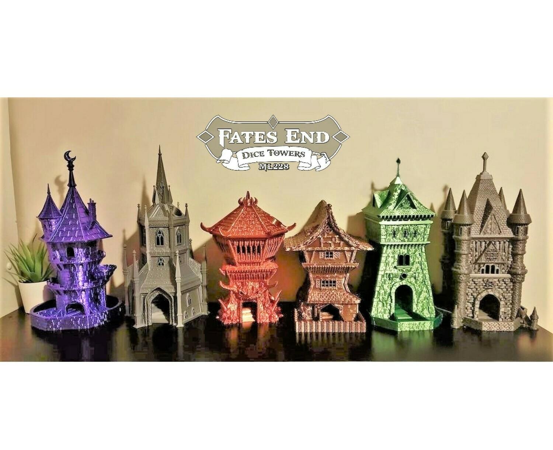 Decorative Towers