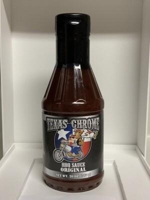 Texas Chrome Original BBQ Sauce