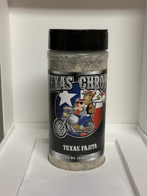 Texas Chrome Texas Fajita