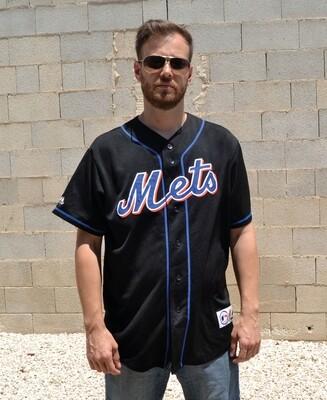 Camisa Baseball Wright Mets