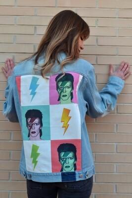 Cazadora David Bowie