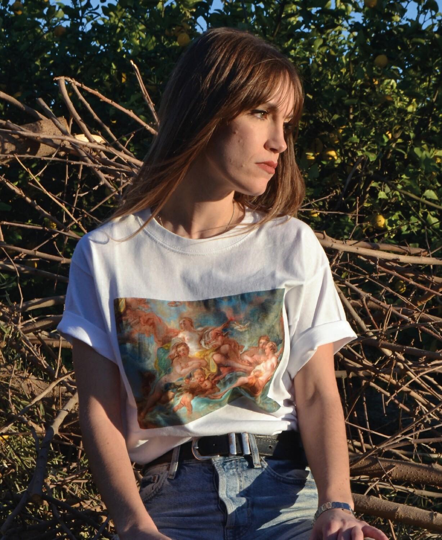 Camiseta Celestial unisex