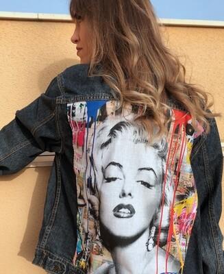 Cazadora Marilyn Monroe