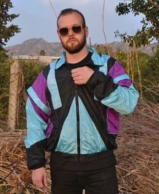 Crazy Jacket Delorean desmontable