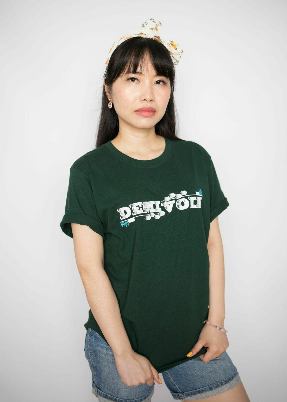DemiVoix Green Shirt