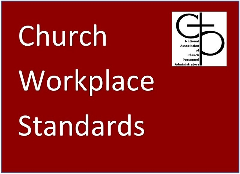 Church Workplace Standards: A Self-Audit