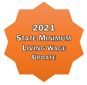2021 State Minimum Wage Update *Members Please login at nacpa.org for complimentary version*