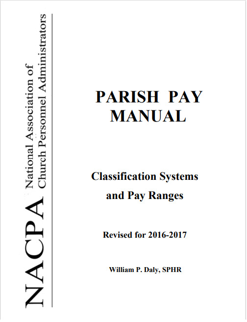Parish Pay Manual Revised 2016_2017 & 2017_2018 Updated Pay Supplement