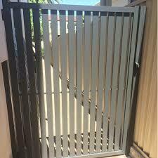 Aluminum Gate - 5 ft.