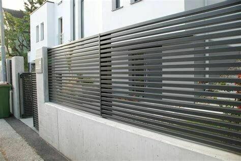 Aluminum Fence - 6 ft. Tall