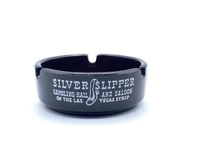 Vintage Silver Slipper Ashtray