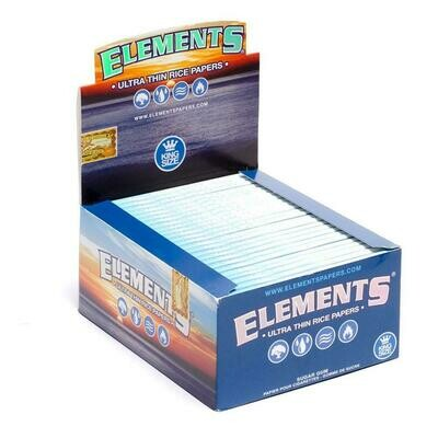 ELEMENT KING SIZE PAPERS