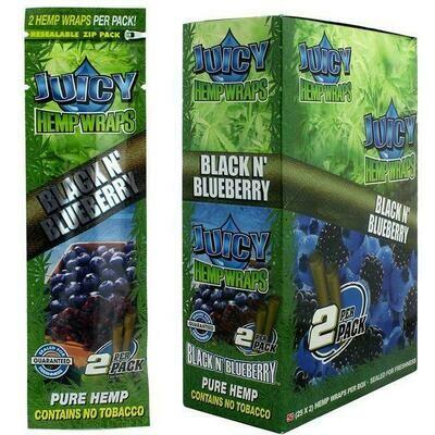 Black N' Blueberry