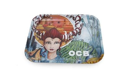 OCB Rolling Tray Artist Series- Lrg