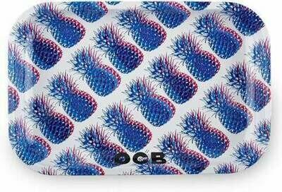 OCB Rolling Tray Pineapples- LRG