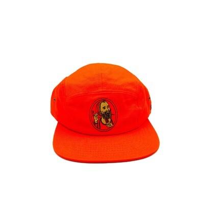 Zig-Zag Classic Hat - Orange