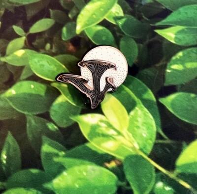 Heilig Art- Mushroom Pin