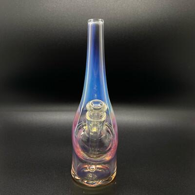 Mohawk Glass Saki Bottle