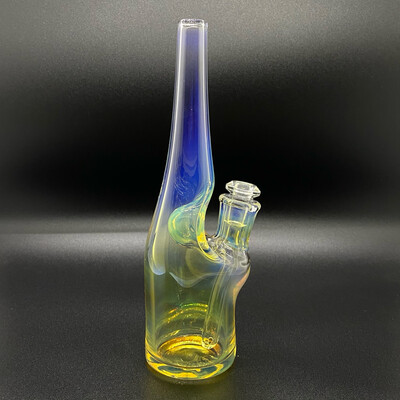 Mohawk Glass Saki Bottle Rig