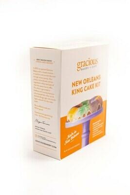 King Cake Kit