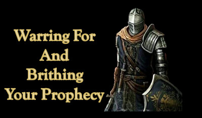 Warring and Birthing Your Prophecy