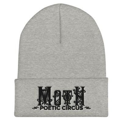 MOTH Poetic Circus Cuffed Beanie - Grey