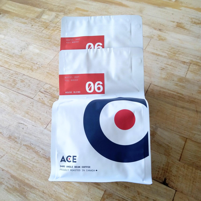 ACE No. 6, House Blend
