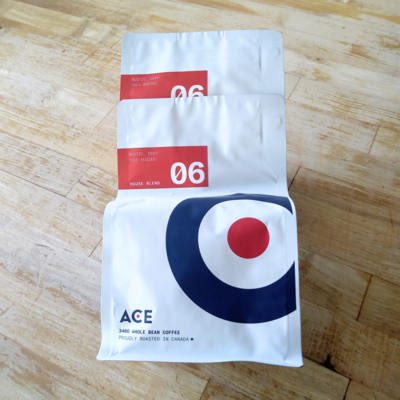 ACE No. 6, House Blend