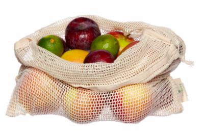 Organic Fruit & Veg Net Bag