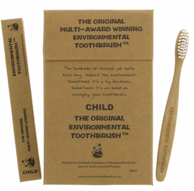 The Environmental Toothbrush - adult & child