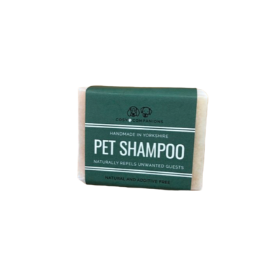 Pet Shampoo by Cosy Cottage