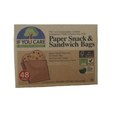 Sandwich Bags by If You Care