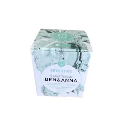 Natural Toothpaste by Ben & Anna's