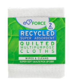 Multipurpose cloths - 2 pack