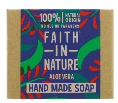 Aloe Vera Soap by Faith in Nature