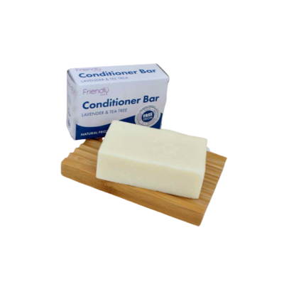 Friendly Conditioner Bar - Lavender and Tea Tree