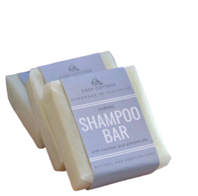 Caring Shampoo Bar By Cosy Cottage