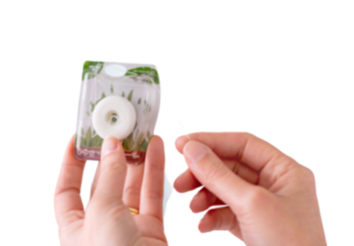 Eco Dental Floss - Plant based by EcoLiving